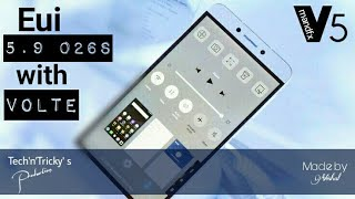☑ Get Eui 5.9.0.26s V5 with VOLTE |  Le 1s/eco| x507, x500, x509 | Better battery | SMS issue Solved