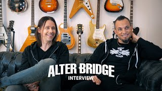 Alter Bridge - Interview Myles Kennedy & Mark Tremonti - Paris 2019 - Duke TV [FR-DE-ES-IT-RU Subs]