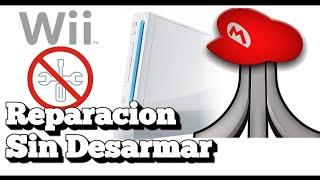 Wii Error Lector de discos y solucion facil