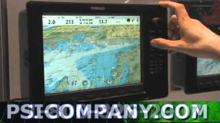 simrad nse8 and simrad nse12 features overview