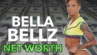 Bella Bellz Net Worth [2019]: How Much Does Bella Bellz Make?