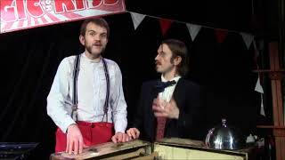 Morgan & West: Time-Travelling Magicians