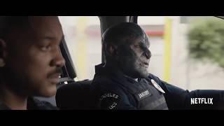 Яркость - Трейлер 2017 (новый фантастический фильм с Уиллом Смитом)