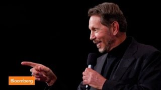 Larry Ellison Steps Down as Oracle CEO