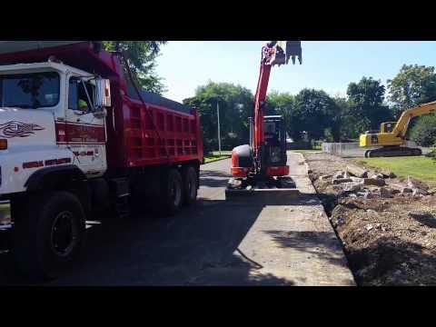 West Haverstraw Elementary School Sidewalks & Curbs Job