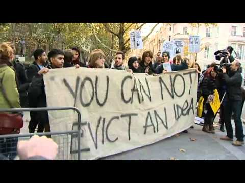 Who changed 2011: The Occupy movement