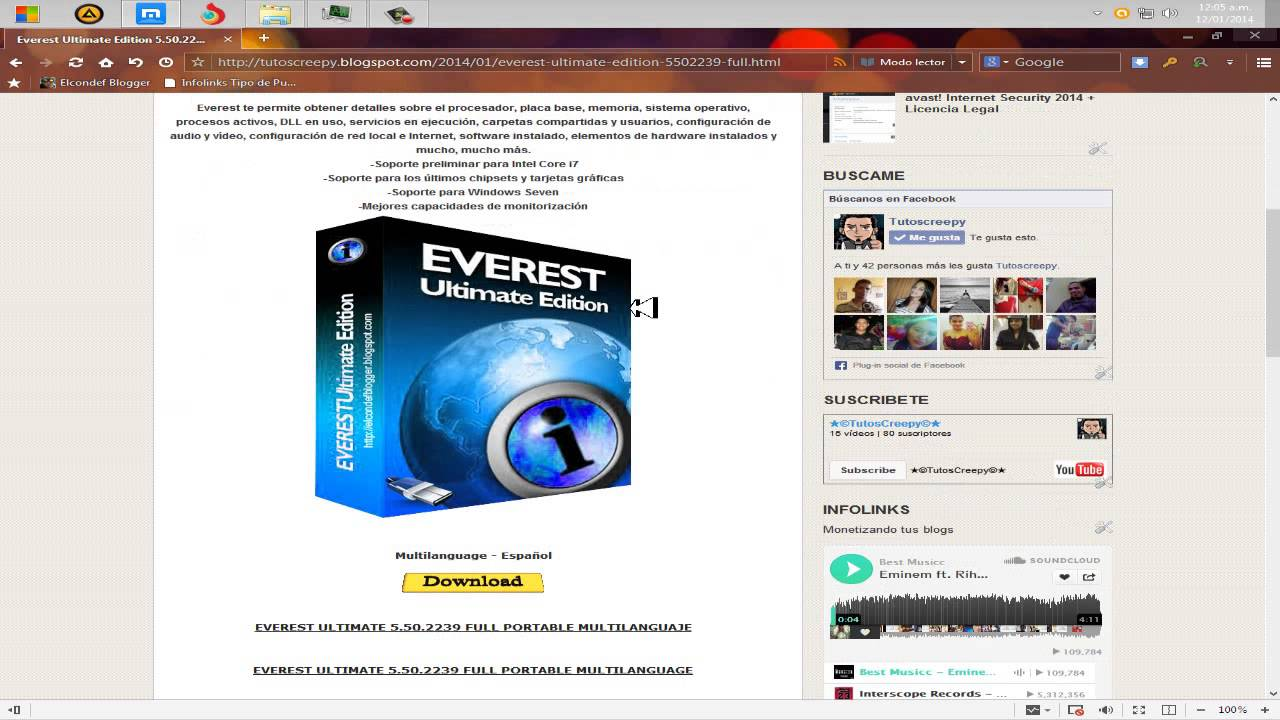 Everest ultimate edition 5 50 2253 full