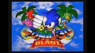 Sonic 3D Blast (Saturn) - Longplay