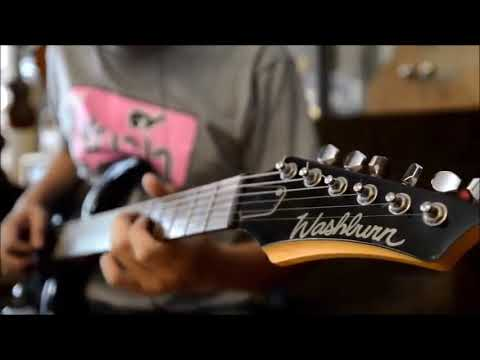Test : Washburn XM STD2 (Stairway To Heaven - Led Zeppelin) Genesis Music Store 0943241943
