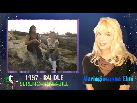1987 RAI DUE - SERENO VARIABILE - SYLVESTER STALLONE