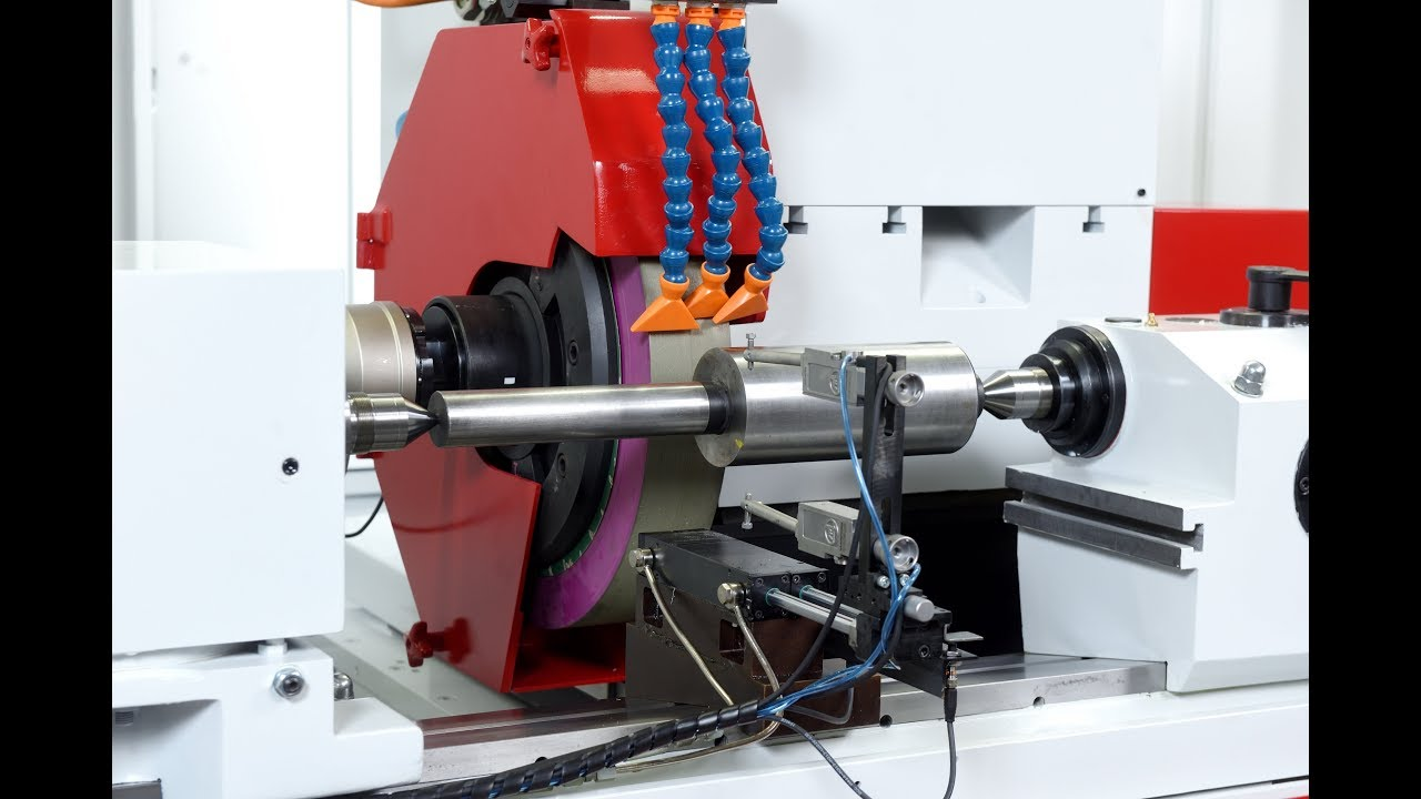 two types of grinding machines Grinding machines work without tools: all they need is the corresponding abrasive medium, such as types of paper and textiles with an abrasive surface grinding stones are also used and consist of a pressed and fired abrasive medium – mostly quartz sand.