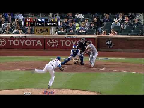 Johan Santana's No Hitter All 27 Outs (Happy 6 Year Anniversary For The Mets First No Hitter)
