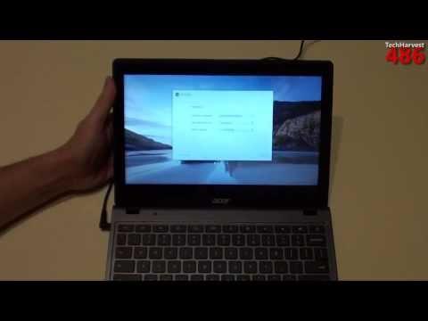 J'aime une vidéo @YouTube de @techharvest- Acer...