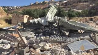 الاحتلال يهدم منزلين بجبل المكبر في القدس المحتلة