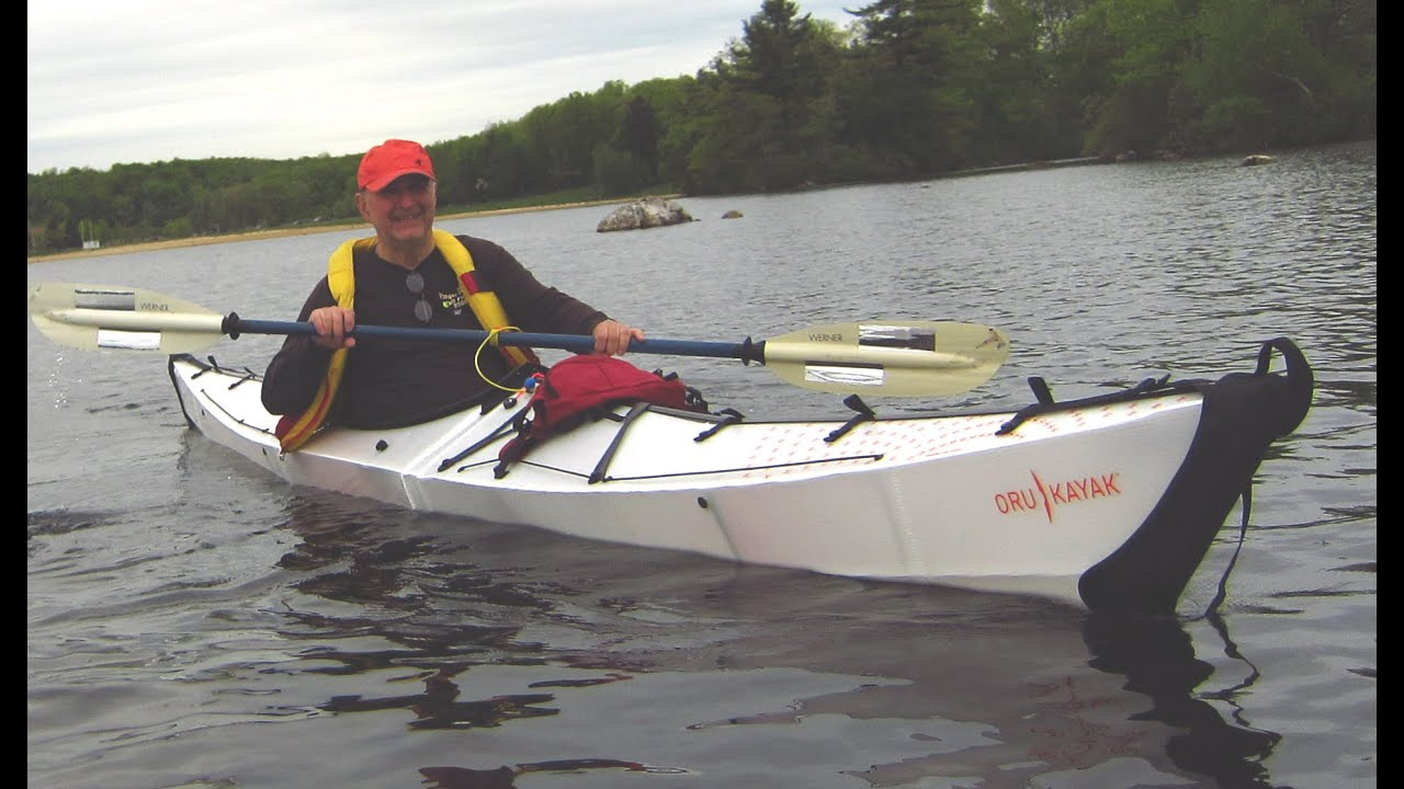 Oru Coast Folding Kayak Review