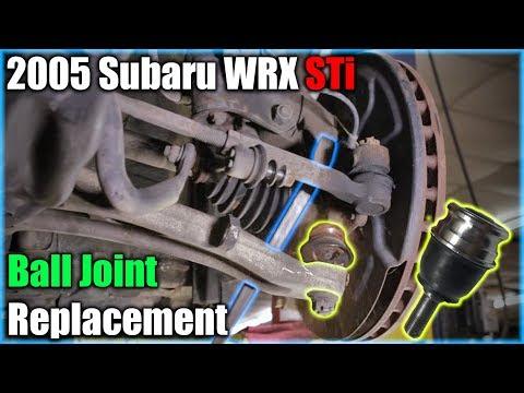 Subaru WRX STi Ball Joint Replacement
