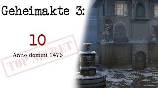 Geheimakte 3 |10| Anno domini 1476