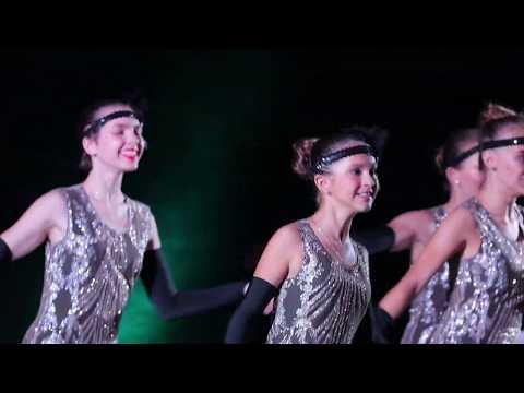 Ostanin Dance Centre at the Odessa Tap Festival 2019