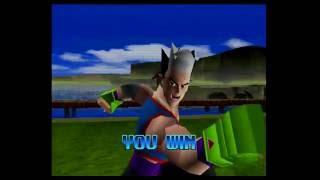 Tobal No  2   PS1  gameplay XRGB
