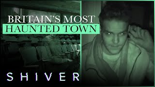 24 Hours In The Haunted City Of Derby   Most Haunted S2 EP6   Shiver