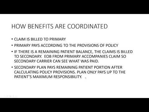 Gold Star Medical Business Services - Coordination of Benefits