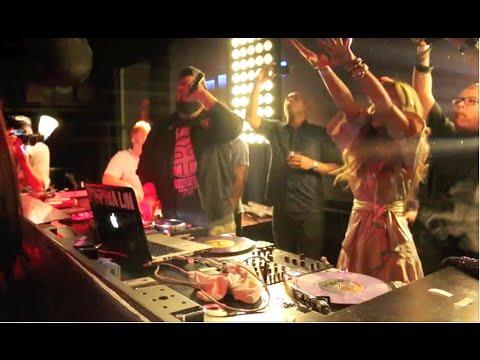 Dj Sophia Lin *WOO HA* Club DV8 / Ohm Nightclub Hollywood w/ KIIS FM