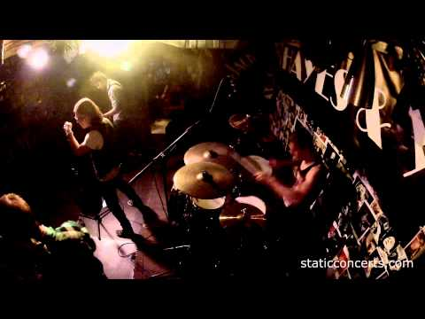 Attic Noise - The Law LIVE @ Stroeja - StaticConcerts -