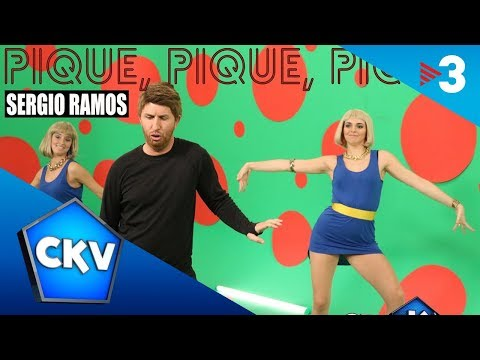 Crackòvia - Ramos canta el Piky, Piky, Piqué