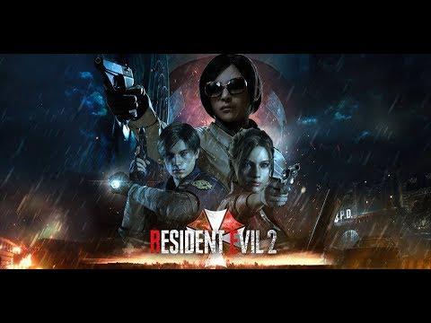 Resident Evil 2 Remake (Леон Кеннеди, стрим #2)