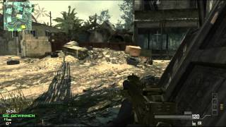 MW3 First Blood Multikill / BY FoAInDeNdEnT