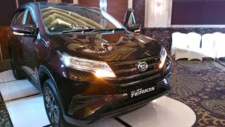 All-new Daihatsu Terios (2018) X Deluxe M/T First Impression Review Indonesia