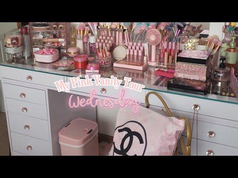 My Pink Vanity Tour