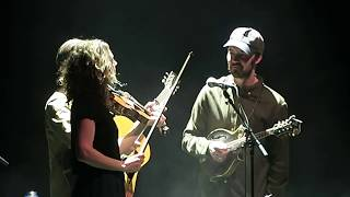 "Mandolin Orange Band ""Suspended In Heaven"" live Song New Album Tides Of A Teardrop 2019 Tour Show"