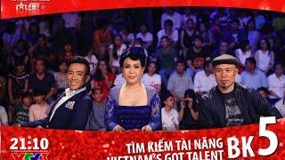 [FULL HD] Vietnam's Got Talent 2016 - BÁN KẾT 5 - TẬP 13 (08/04/2016)