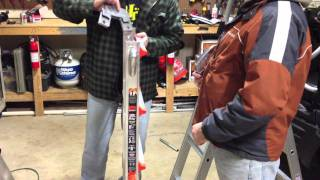 Little Giant Xtreme Ladder - Review