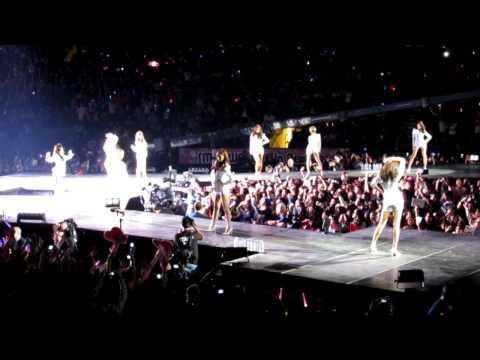 [Fancam] SNSD Genie (SM Town Live in New York 10/23/2011)