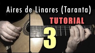 Flamenco Tremolo Exercise - 22 Aires de Linares (Taranta) by Paco de Lucia