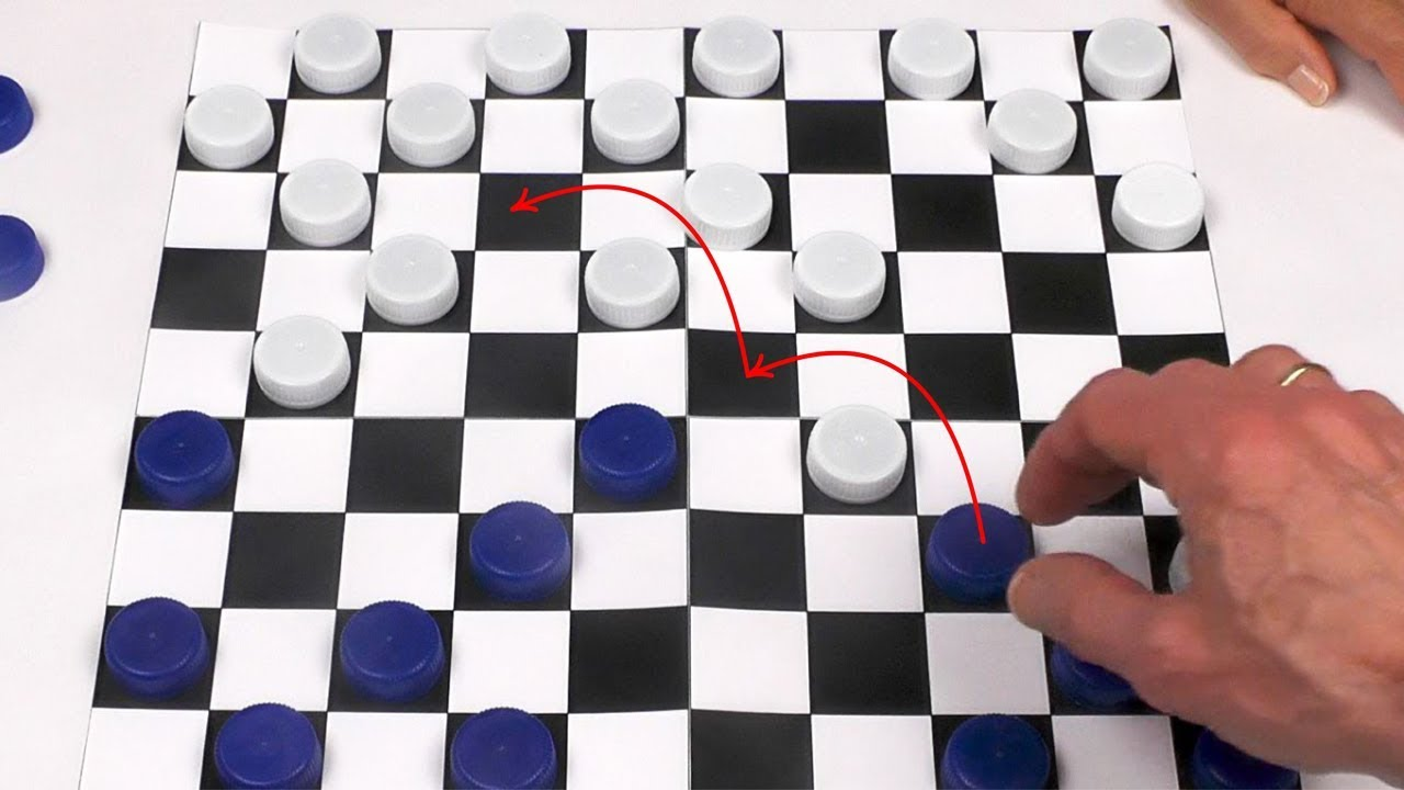 image regarding Printable Checkers Board referred to as Create on your own individual checkers sport