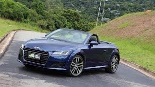 Audi TT Roadster 2016 Videos