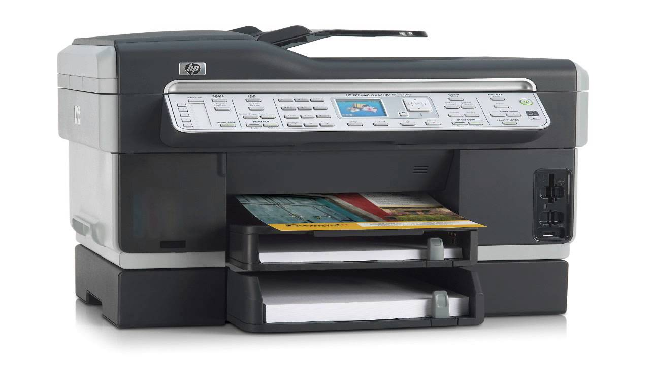 hp officejet pro l7680 all in one manual youtube rh youtube com