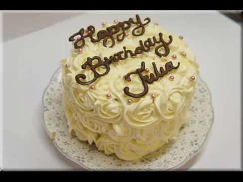 Happy Birthday Julia Fljat Zum 28 Geburtstag Youtube