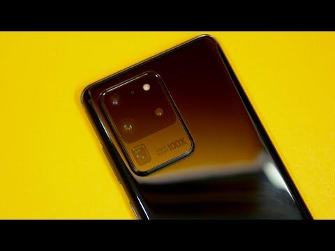 Galaxy S20 ULTRA! 100x ZOOM Sinovi! To'liq Test! #PAKAPAK