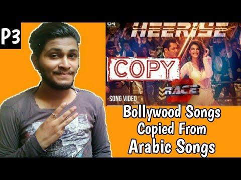 Heeriye Race 3 Song Copied | Bollywood Songs Copied From Arabic Songs (Part 3) | Ep 87 |