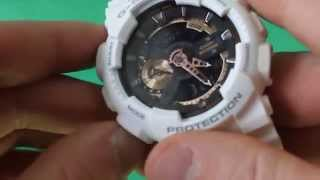 Обзор часов Casio G SHOCK GA 110RG 7A(Обзор часов Casio G SHOCK GA 110RG 7A. Купить всего за 1299 рублей - http://goo.gl/1VFRRs., 2015-07-25T05:52:01.000Z)