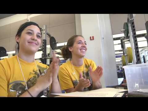 Duke Physical Therapy Students Volunteer at the Valor Games
