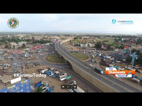Kisumu Today 1: The Changing Infrastructure of the Lakeside City