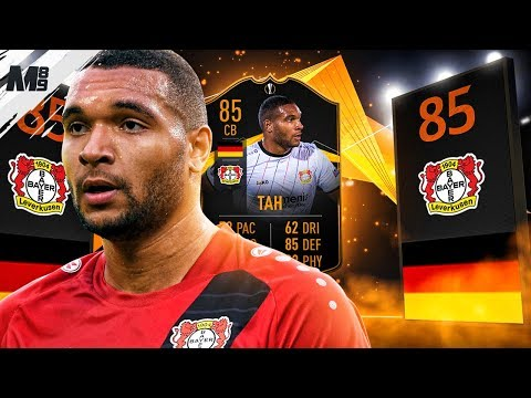 FIFA 19 UEL LIVE TAH REVIEW | 85 UEL LIVE TAH PLAYER REVIEW | FIFA 19 ULTIMATE TEAM