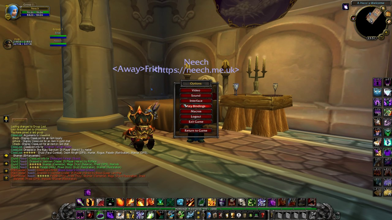ADDONS WOW 3.3.5 TÉLÉCHARGER