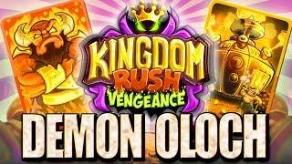 PODGRZEWAMY ATMOSFERĘ    MELTING FURNACE    #006   Kingdom Rush Vengeance   PL