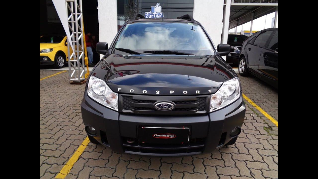 Ford Ecosport Xls 1 6 8v  Flex  - 2011